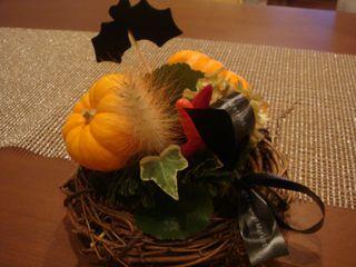 2008.10.28   我が家のハロウィーン_a0083571_1649326.jpg