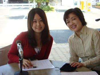10月28日(火)文化コーディネーターの小野祥子さん_e0006772_23333722.jpg
