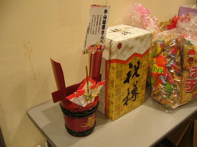 奈良の貴公子、凱旋!!_f0180880_1653116.jpg