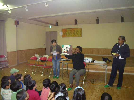 みどりの森幼稚園で実践活動をしました_f0199097_15315342.jpg
