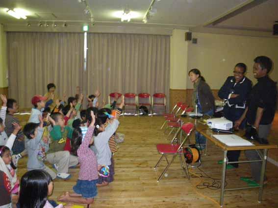 みどりの森幼稚園で実践活動をしました_f0199097_15324596.jpg