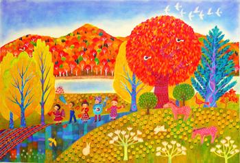 Melody of the autumn_e0116207_23594617.jpg