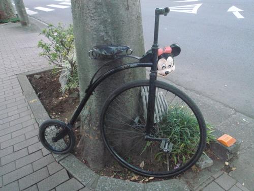 クラシック自転車 : MATCHBOX