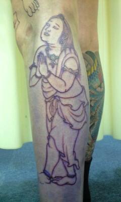 彫あい最新刺青画像です。_b0072539_23382270.jpg