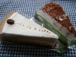 パパジョンズのチーズケーキ。_c0005672_2150838.jpg