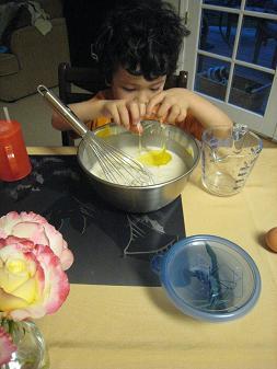 また、いつもの夕食から始めます。_c0119197_13332870.jpg
