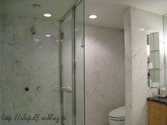 ホテル阪急インターナショナル バスルーム編_c0134734_22211340.jpg