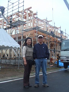 大間々町のO田様 上棟おめでとうございました。_a0084859_1814390.jpg
