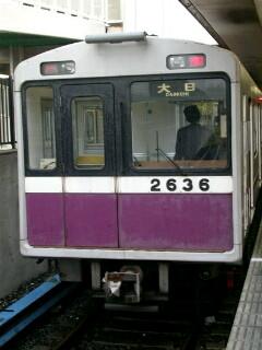 大阪市交中央線の新20系と谷町線の20系_e0013178_1456266.jpg