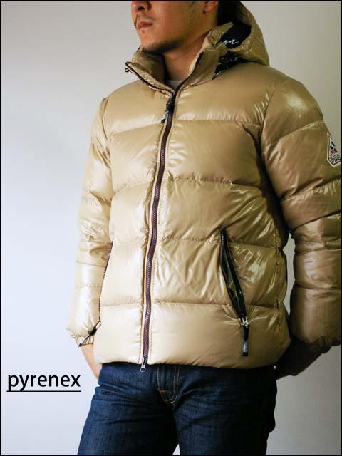PYRENEX [ピレネックス] DIEGO_f0051306_19481166.jpg