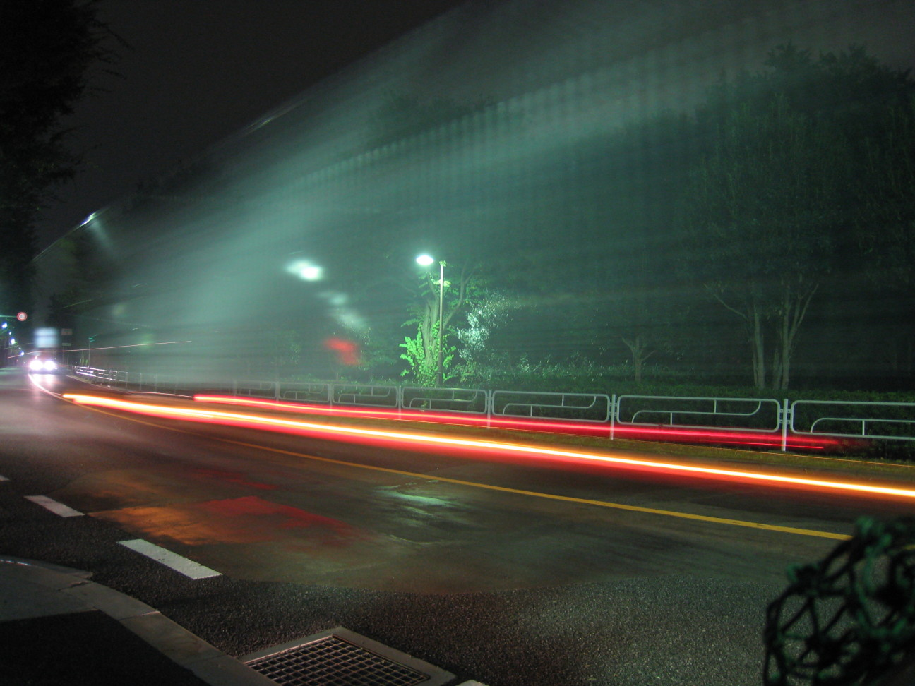 夜の散歩  _f0141609_21522983.jpg