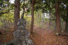 朝倉山城跡から望む八ヶ岳_d0102327_12201824.jpg