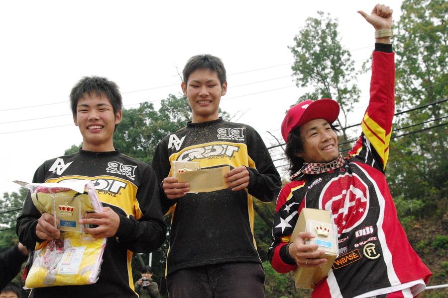 広島APSカップVOL 11 :オープン13才以上クラス、MTBクラス決勝_b0065730_2246711.jpg
