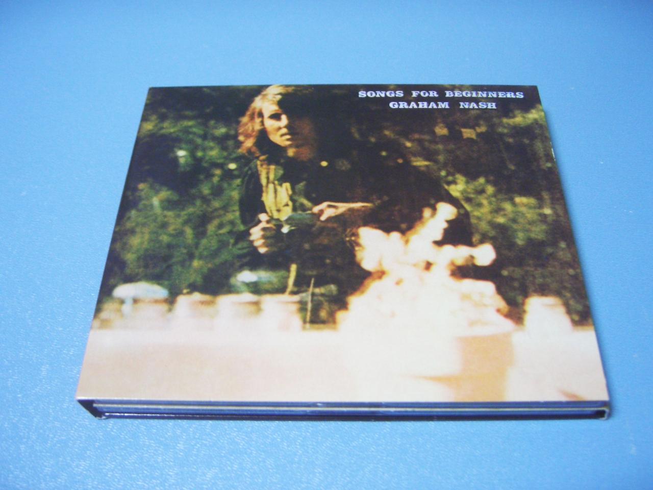 Graham Nash / Songs for Biginners(DVD-AUDIO)_c0062649_233151100.jpg