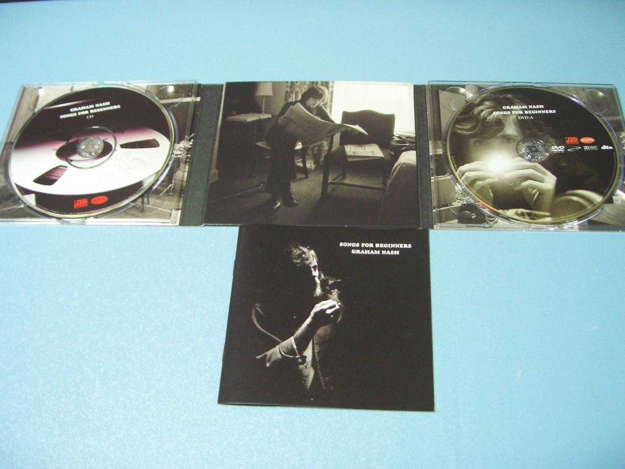 Graham Nash / Songs for Biginners(DVD-AUDIO)_c0062649_2332873.jpg