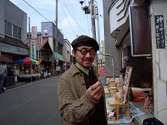 """""""イーハトーヴの旅"""" その壱 アート&クラフト・フリーマーケット@土澤_c0177259_615090.jpg"""