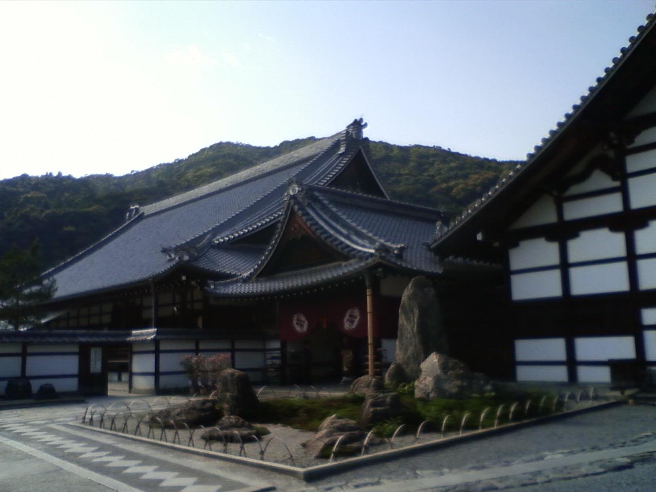 嵯峨嵐山 天龍寺_d0113681_19551177.jpg