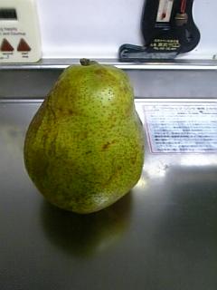 これはなんの果物?_e0067283_1234048.jpg