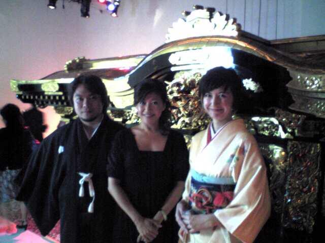 KYOTAくん&AMONさん 『GOØD DESIGN』展 Opening!_e0142585_20385650.jpg