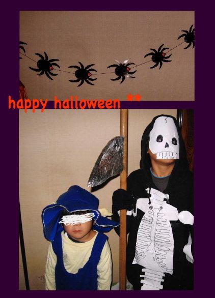 ** happy halloween♪ **_d0147488_2139408.jpg