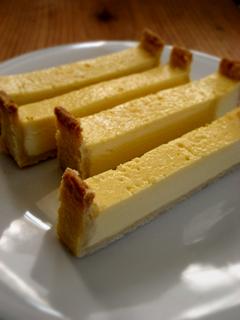 酒粕酵母タルトでチーズケーキ_c0110869_1004818.jpg