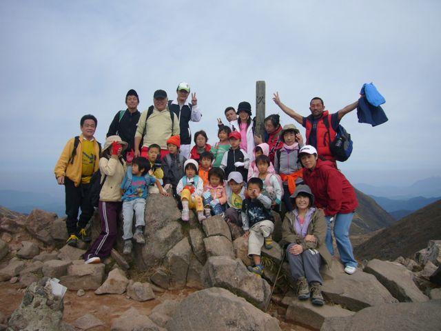 久住登山に行って来ました。_c0175022_2111212.jpg