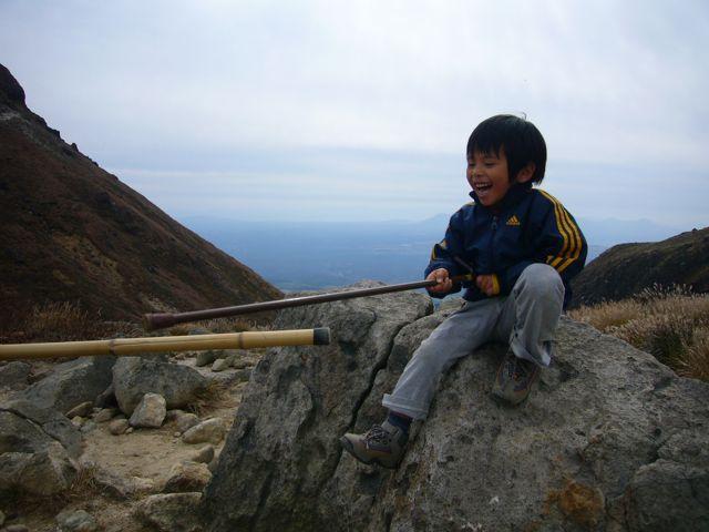久住登山に行って来ました。_c0175022_21233561.jpg