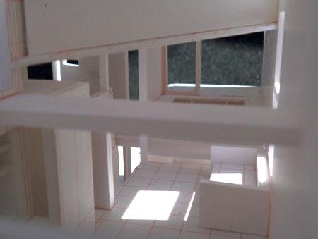 白井T邸 08案模型 すべてがnになる平面_d0017039_17504762.jpg