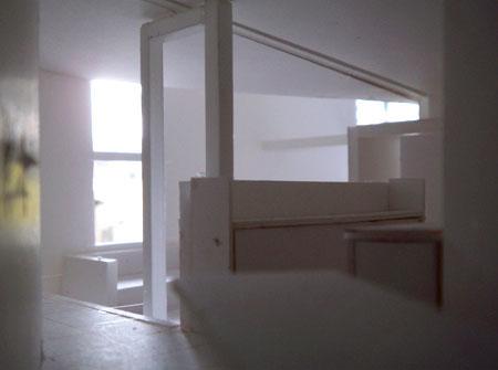 白井T邸 08案模型 すべてがnになる平面_d0017039_17533139.jpg