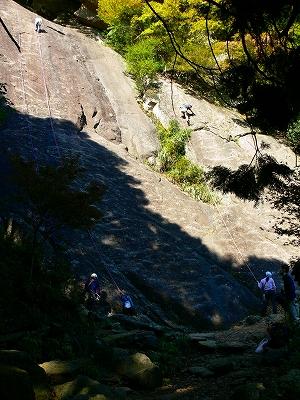 丹沢で岩遊び_d0110562_239795.jpg