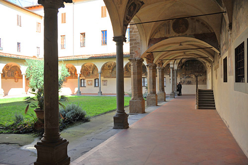 オンニッサンティ修道院食堂_b0142265_1210263.jpg