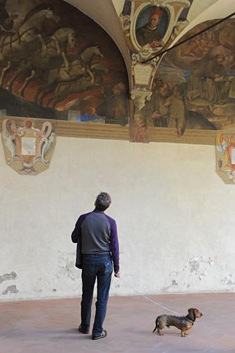 オンニッサンティ修道院食堂_b0142265_1326160.jpg