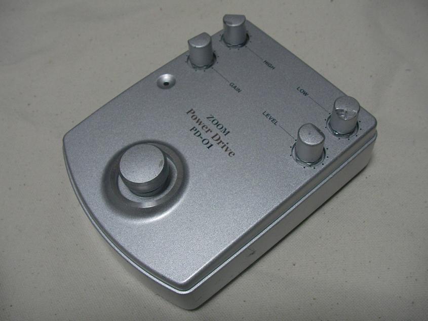 "ZOOM PD-01""Power Drive""_e0052576_23512492.jpg"