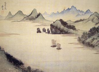朝鮮王朝の絵画と日本 @栃木県立美術館_b0044404_1252488.jpg