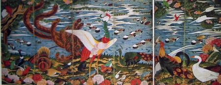 朝鮮王朝の絵画と日本 @栃木県立美術館_b0044404_12582017.jpg