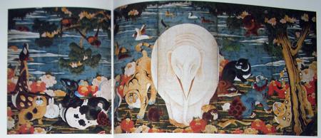 朝鮮王朝の絵画と日本 @栃木県立美術館_b0044404_1258365.jpg