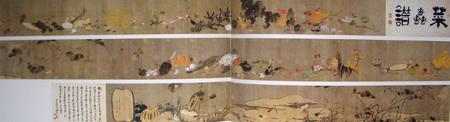 朝鮮王朝の絵画と日本 @栃木県立美術館_b0044404_1311347.jpg