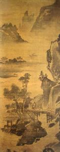 朝鮮王朝の絵画と日本 @栃木県立美術館_b0044404_13151348.jpg