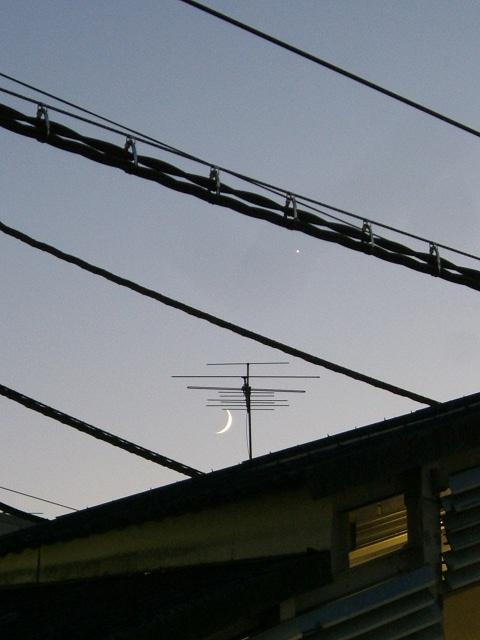 月と金星と木星_e0089232_234292.jpg