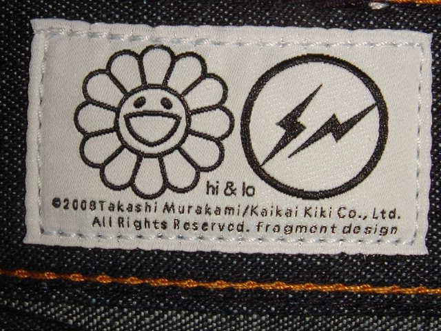 FRAGMENT DESIGN × KAIKAI KIKI × LEVI\'S FENOM_f0011179_3355968.jpg