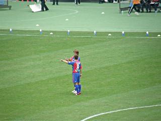 FC東京×ベガルタ仙台 天皇杯4回戦_c0025217_1136454.jpg