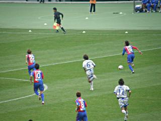FC東京×ベガルタ仙台 天皇杯4回戦_c0025217_11372367.jpg