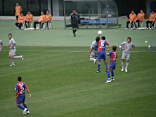 FC東京×ベガルタ仙台 天皇杯4回戦_c0025217_11373587.jpg