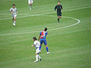 FC東京×ベガルタ仙台 天皇杯4回戦_c0025217_11374246.jpg
