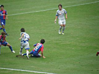 FC東京×ベガルタ仙台 天皇杯4回戦_c0025217_11381097.jpg