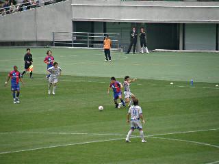 FC東京×ベガルタ仙台 天皇杯4回戦_c0025217_11383222.jpg