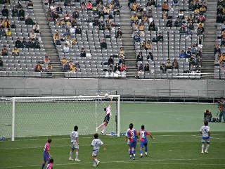 FC東京×ベガルタ仙台 天皇杯4回戦_c0025217_11385176.jpg