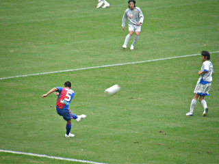 FC東京×ベガルタ仙台 天皇杯4回戦_c0025217_11391220.jpg