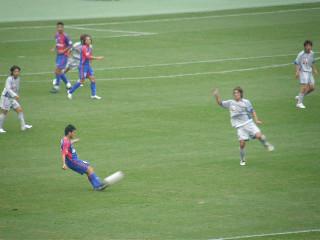 FC東京×ベガルタ仙台 天皇杯4回戦_c0025217_11394471.jpg