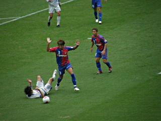 FC東京×ベガルタ仙台 天皇杯4回戦_c0025217_11395299.jpg